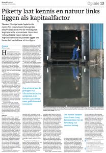Preview artikel John in Friesch Dagblad
